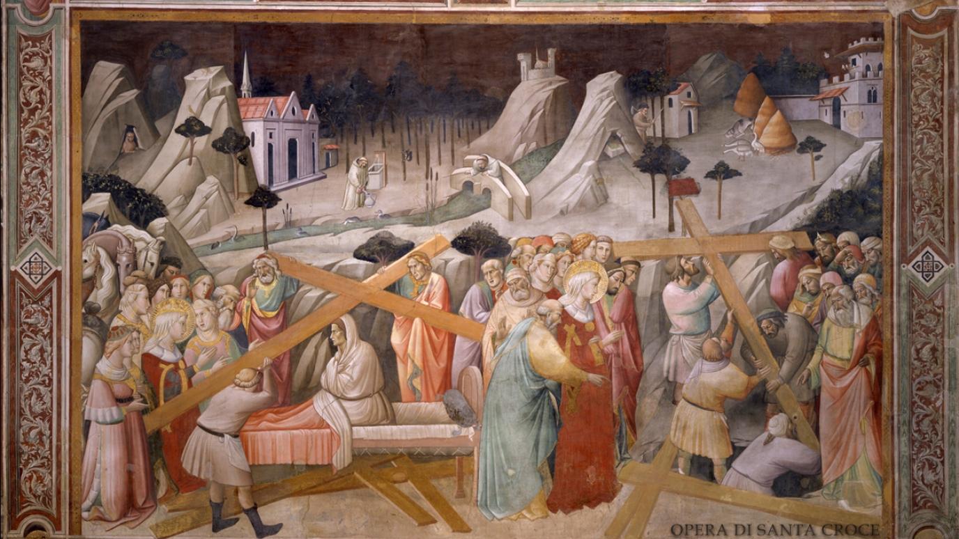 Ritrovamento della Santa Croce ad opera di sant'Elena
